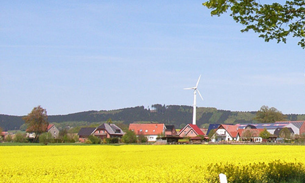 Ortsteiltreffen in Büttendorf