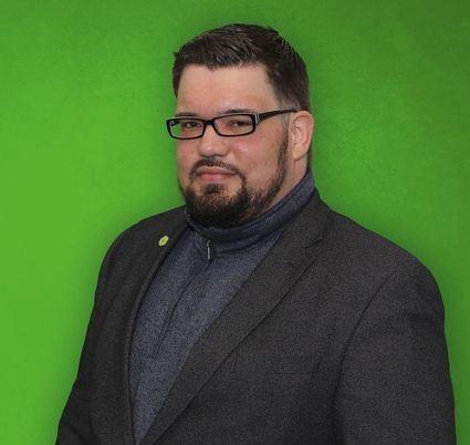 Benjamin Rauer bewirbt sich als Kandidat zum Bürgermeister