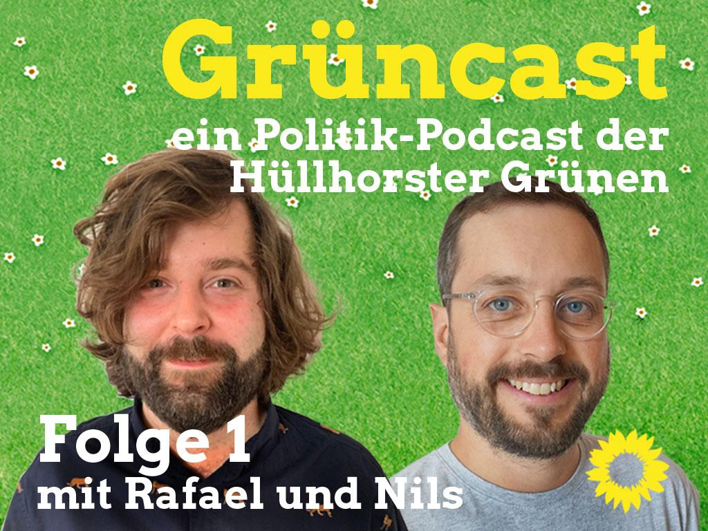 "Grüne Meinung im Podcast: Erste Folge unseres ""Grüncast"""