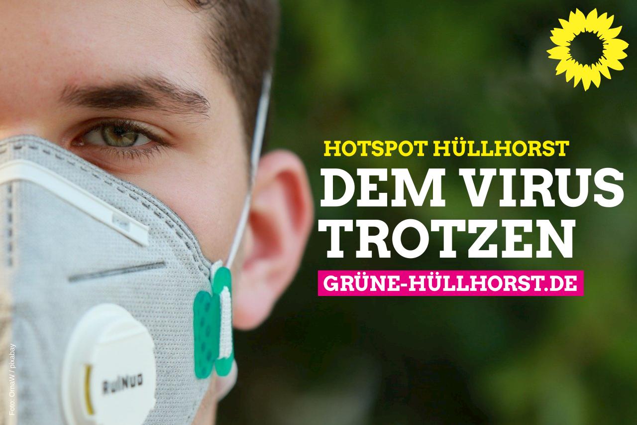 Hüllhorst ist jetzt Hotspot